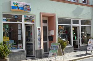 Reisebüro Aussenansicht