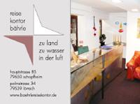 Reisekontor Bährle in Schopfheim